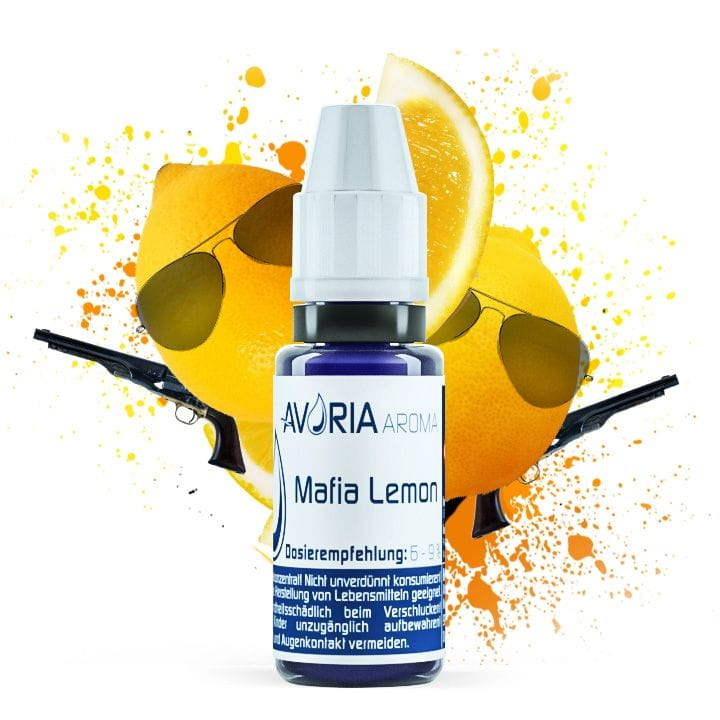 Aroma Mafia Lemon 12ml