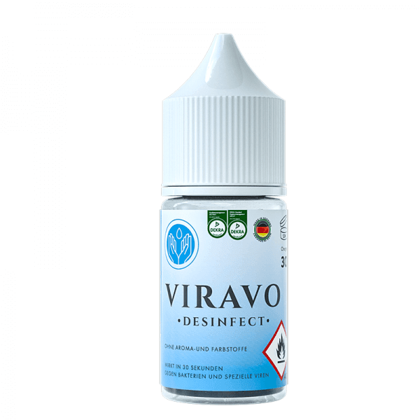VIRAVO - Handdesinfektionsmittel