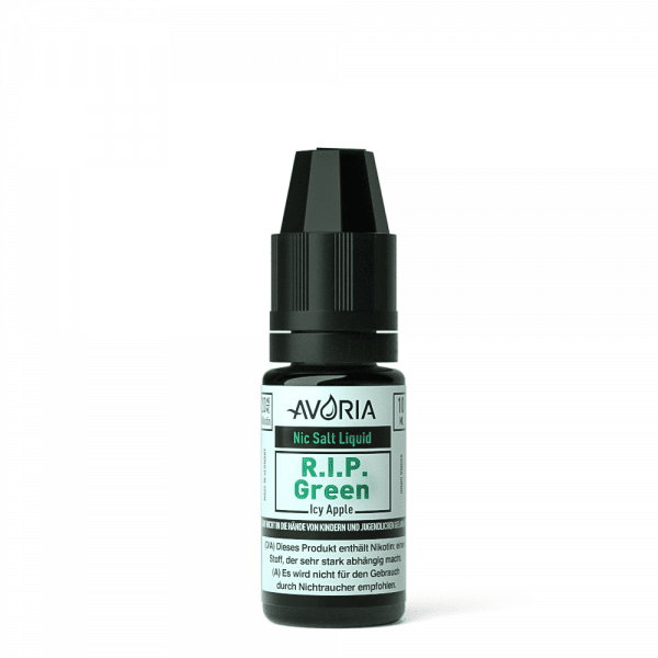 Nic Salt Liquid - R.I.P. Green